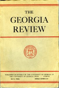 Cover of Winter 1968