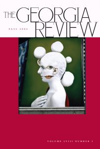 Cover of Fall 2004