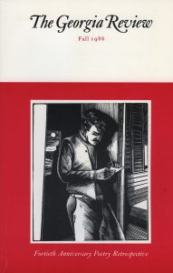Cover of Fall 1986