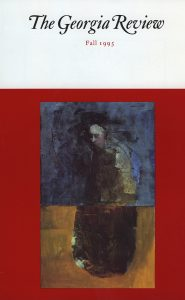 Cover of Fall 1995