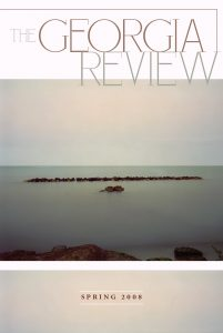 Cover of Spring 2008