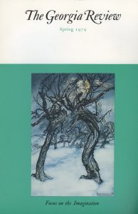 Cover of Spring 1979
