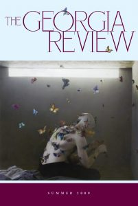 Cover of Summer 2009