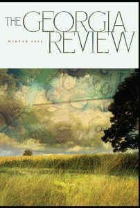 Cover of Winter 2011