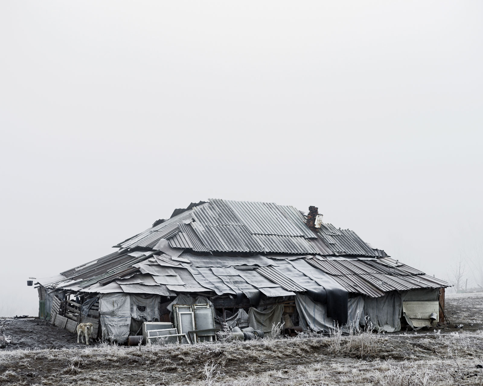 <i>Farmhouse</i> (near Silvasu de Sus, West Romania), 2011