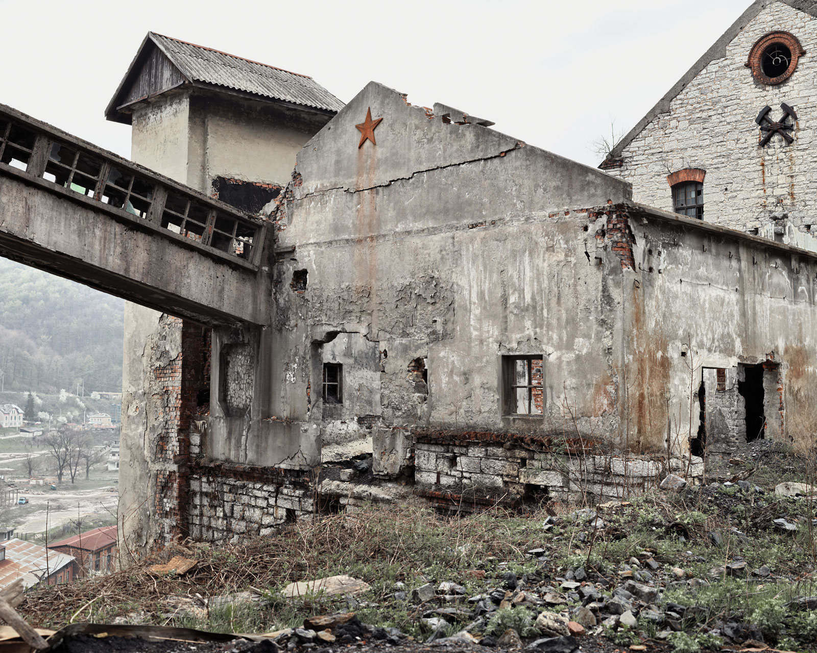 <i>Anina Mine</i> (Anina, West Romania), 2013