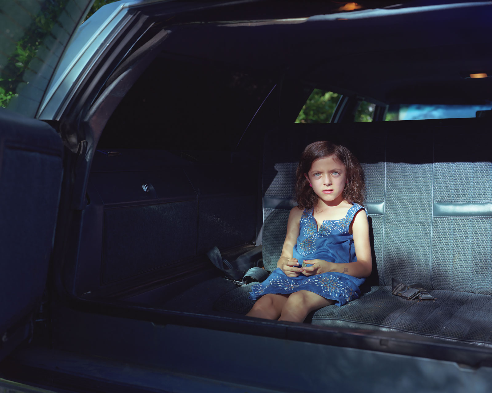 <i>Mavis in the Backseat </i>(2013) by Cynthia Henebry
