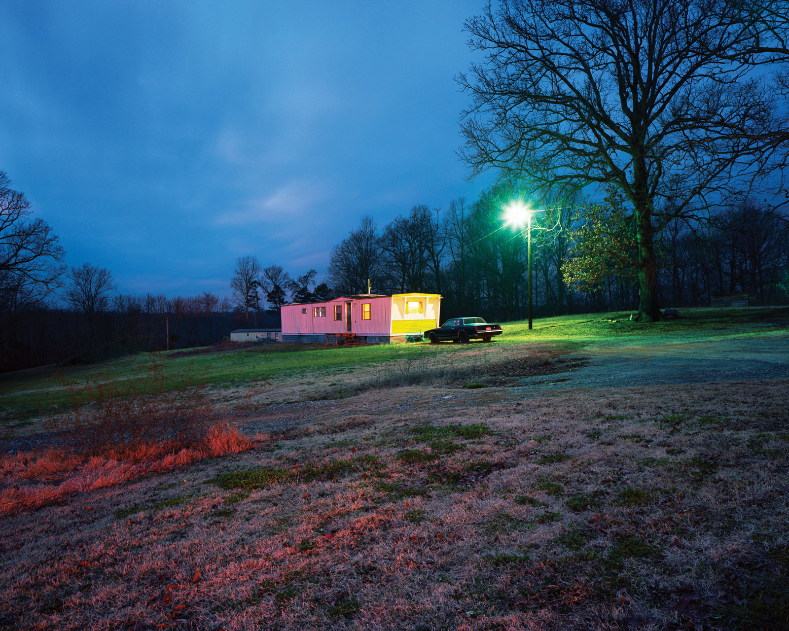 <i>Near Cat Square, NC</i> (2012) by Aaron Canipe