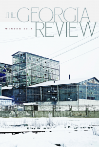 Cover of Winter 2013