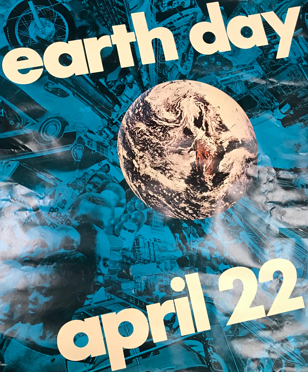 Earth Day April 22 Poster